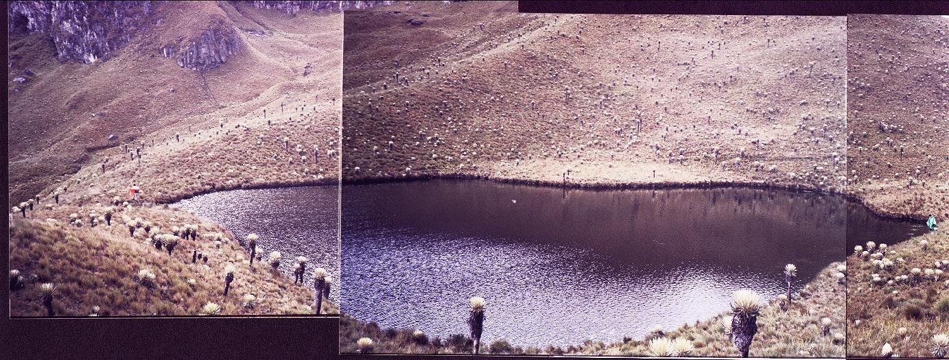 Laguna del Encierro (Julio, 1998)