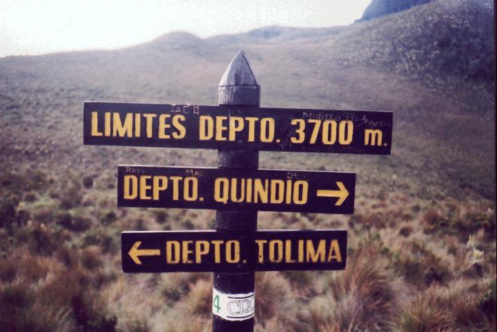 Limite departamental (Enero, 1998)